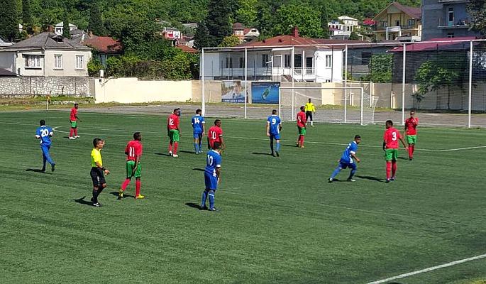 Panjab FA 5-0 Somaliland