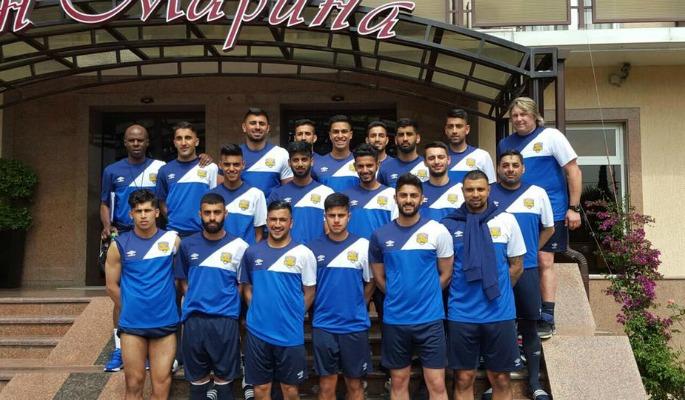 Panjab FA Squad