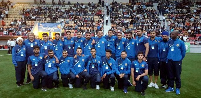 The Panjab FA journey to the ConIFA World Cup Final