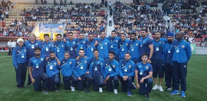 Panjab FA Squad Opening Ceremony