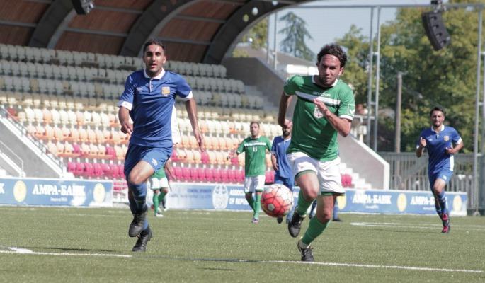 Panjab FA vs Padania