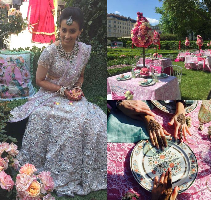 Parth Jindal and Anushree Jasani wedding in Vienna