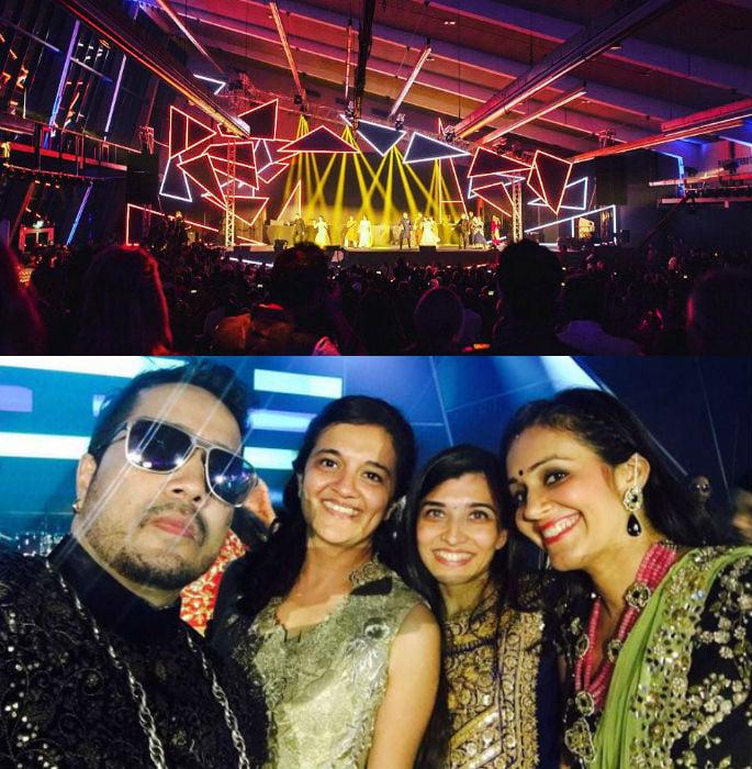 Parth Jindal and Anushree Jasani wedding in Vienna