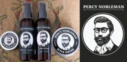 Percy Nobleman Beard Care is Great for Men
