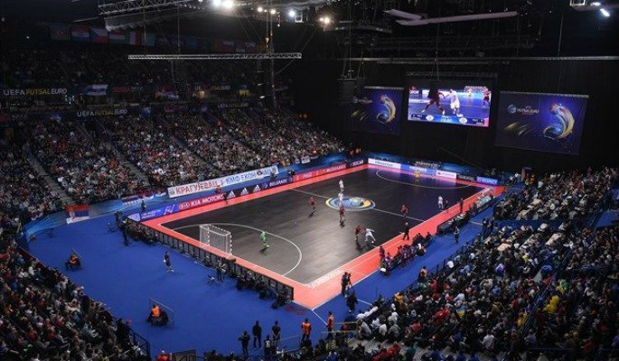 Futsal Pitch