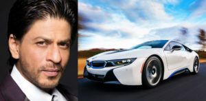Shahrukh Khan splashes Rs 2.3 crore on BMW i8