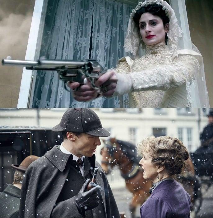 Sacha Dhawan joins BBC's Sherlock Series 4?