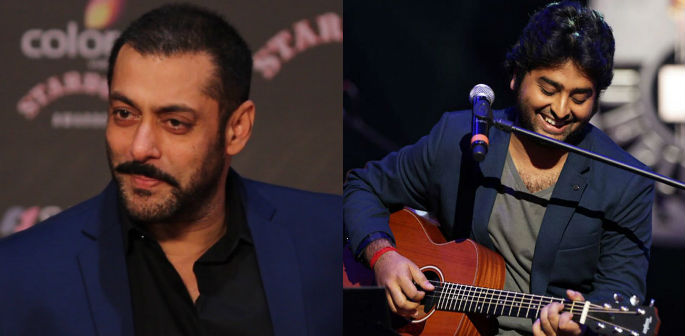 Salman Khan drops Arijit Singh song for 'Sultan'?