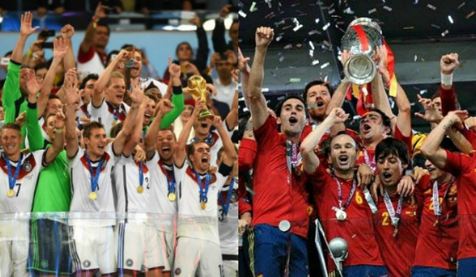Will Germany or Spain win Euro 2016?