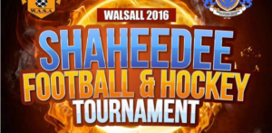 Walsall tournament supports Asian Football and Hockey