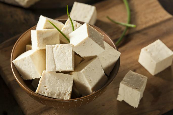 Where do vegans get their protein tofu