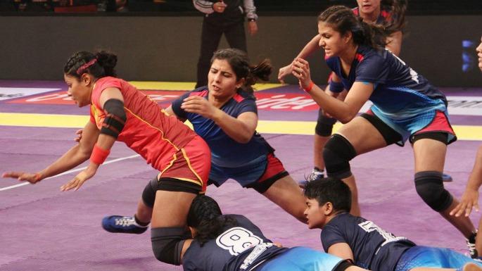 Women's Kabaddi Challenge additional image 1 Firebirds Ice Divas