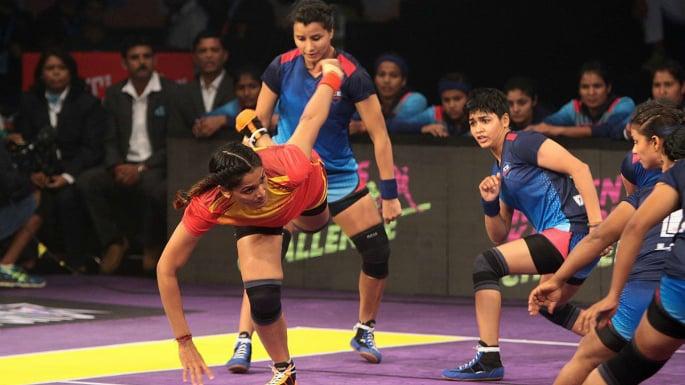 Women's Kabaddi Challenge additional image 2 Firebirds Ice Divas