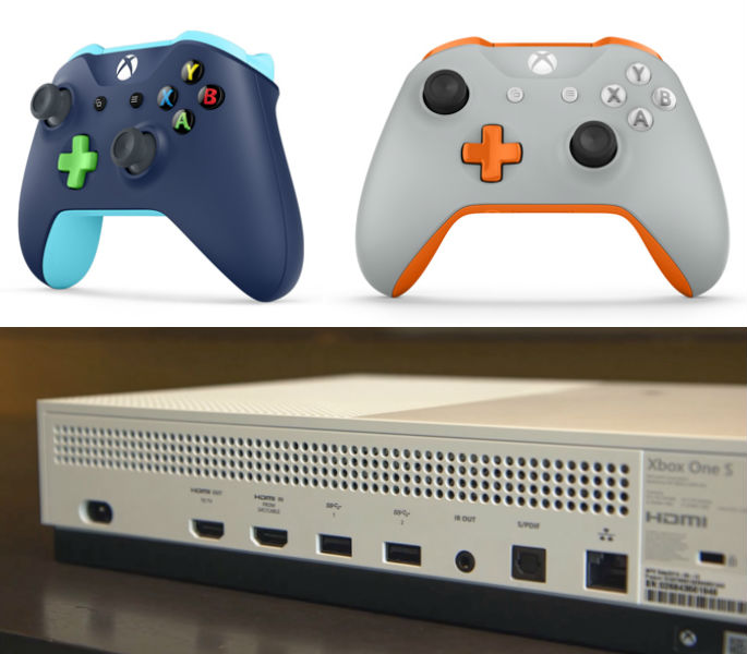 Microsoft unveils two new Xbox One models