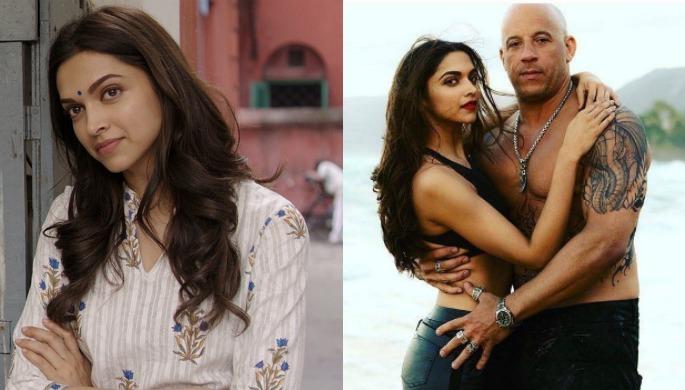 Deepika Padukone Piku & Vin Diesel