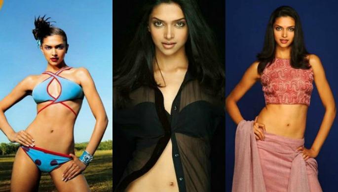Deepika Padukone Modelling