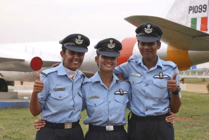 First Female Pilots join Indian Air Force