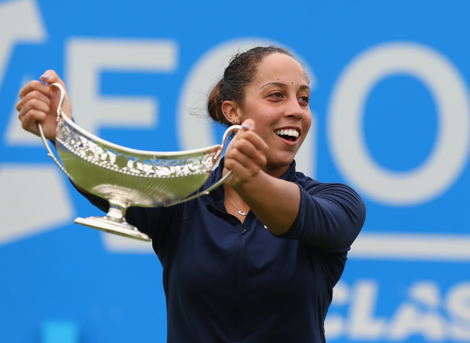 madison keys wins aegon classic