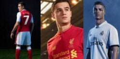 Popular 2016/17 Football Kits loved by Asians