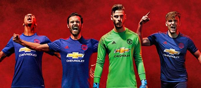 Manchester United Kit 2016-17