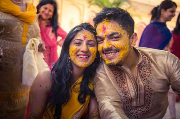 A Majestic Indian Palace Wedding in Rajasthan by Arjun Kartha