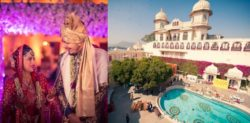A Majestic Indian Palace Wedding in Rajasthan