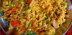 A Popular Sri Lankan Kottu Roti recipe
