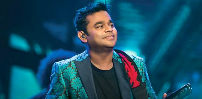 A.R. Rahman presents UK Intimate Tour