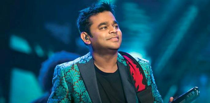 A.R. Rahman presents UK Intimate Tour