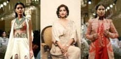 Anamika Khanna & Sonam Kapoor at India Couture Week