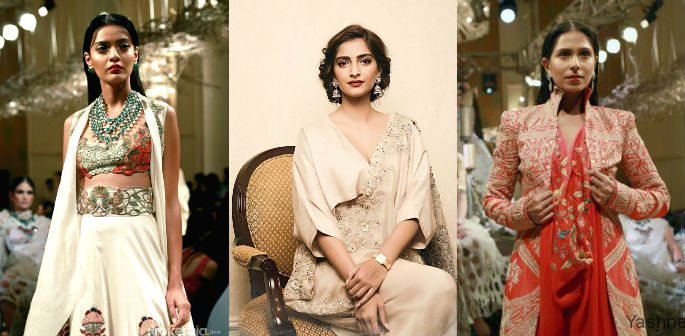 Anamika Khanna steals the show at India Couture Week