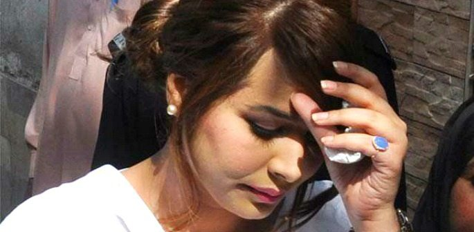 Pakistani Supermodel Ayyan wanted for Murder