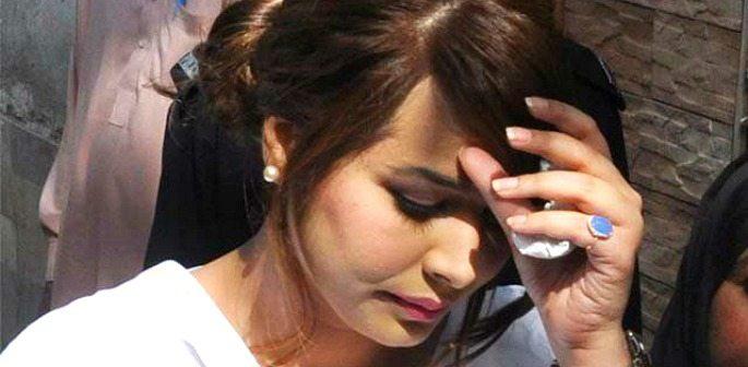 Pakistani Supermodel Ayyan wanted for Murder
