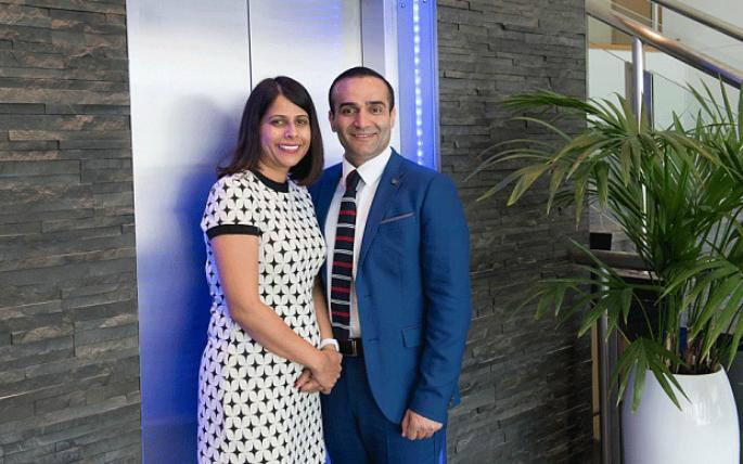 Dilshad & Barinder Hothi ~ Award-winning Entrepreneurs