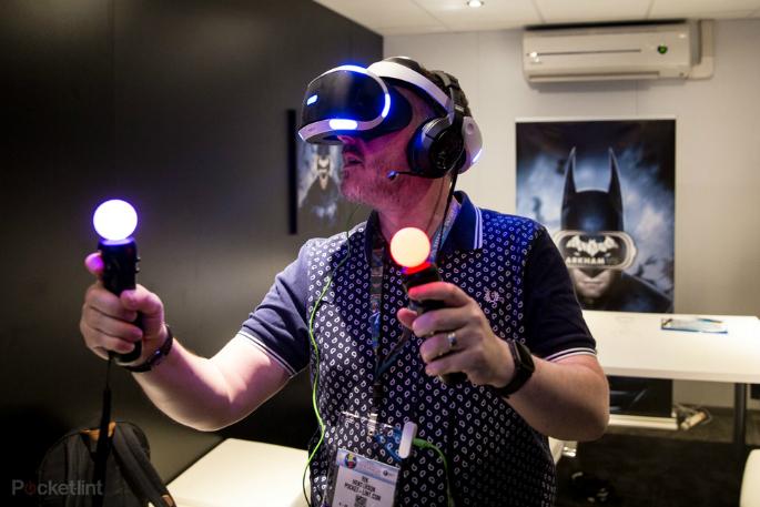 Batman VR vs Telletales Batman additional image 1