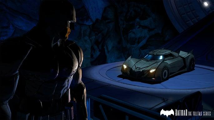 Batman VR vs Telletales Batman additional image 5