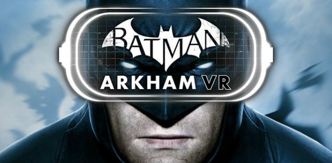 Batman: Arkham VR vs Batman: A Telltale Series