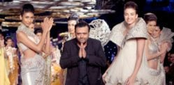 Bollywood helps boost Indian fashion industry