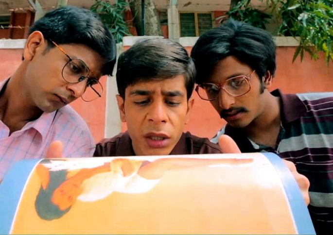 Director Q talks Brahman Naman