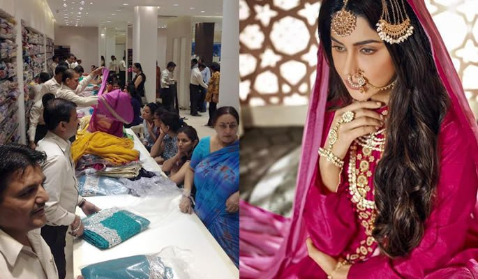 Buying a Wedding Dress in Mumbai!