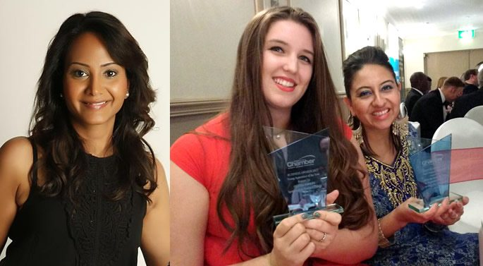 Going into Business as a British Asian Woman