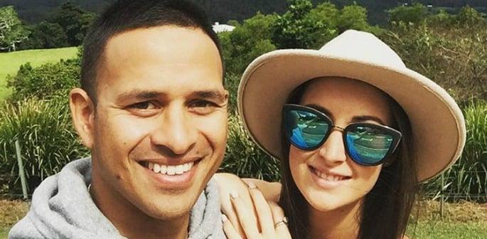 Cricketer Usman Khawaja Engaged to Rachel McLellan