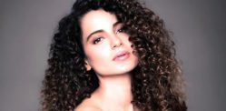 The Natural Beauty of Desi Curly Hair
