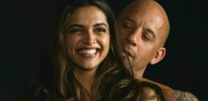 Deepika gets intimate with Vin Diesel in Xander Cage