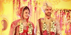 Divyanka Tripathi and Vivek Dahiya Wedding Photos