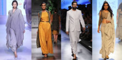 Creating Desi Fashion by fusing West with East