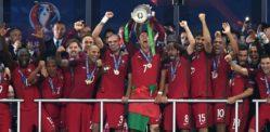 Portugal win Euro 2016 Final