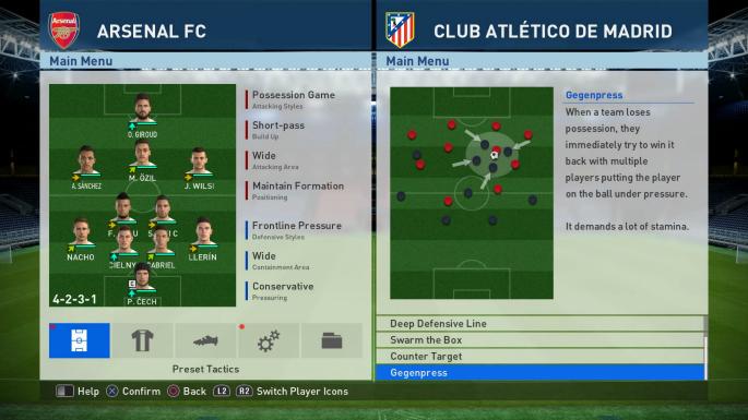 FIFA 17 vs Pro Evolution Soccer 2017