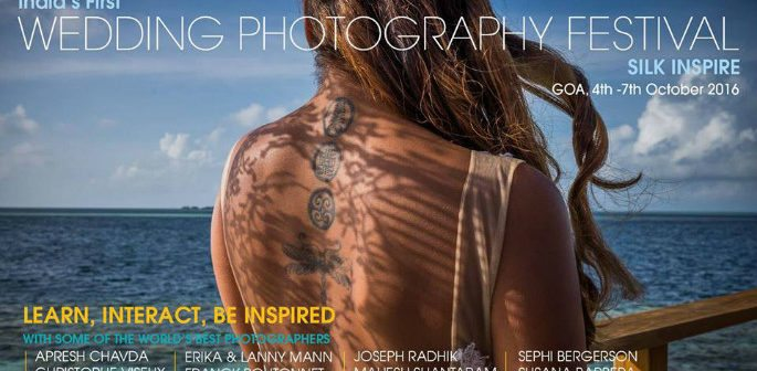 Goa Hosts India's First Wedding Photography Festival