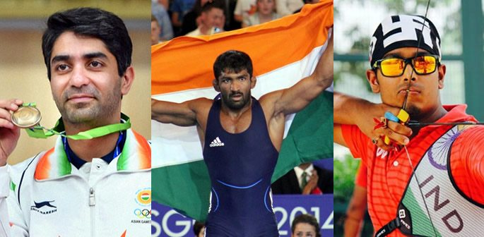 Your Guide to the Rio 2016 Indian Olympic Team